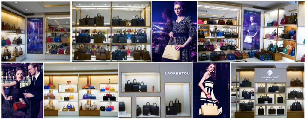 Бренд LAORENTOU® в Украине · Женские кожаные сумки · Интернет-магазин BAGS TIME